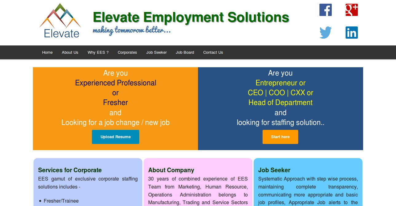 Elevate Employment Solutions case study
